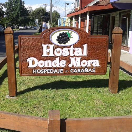 Hostal Donde Mora