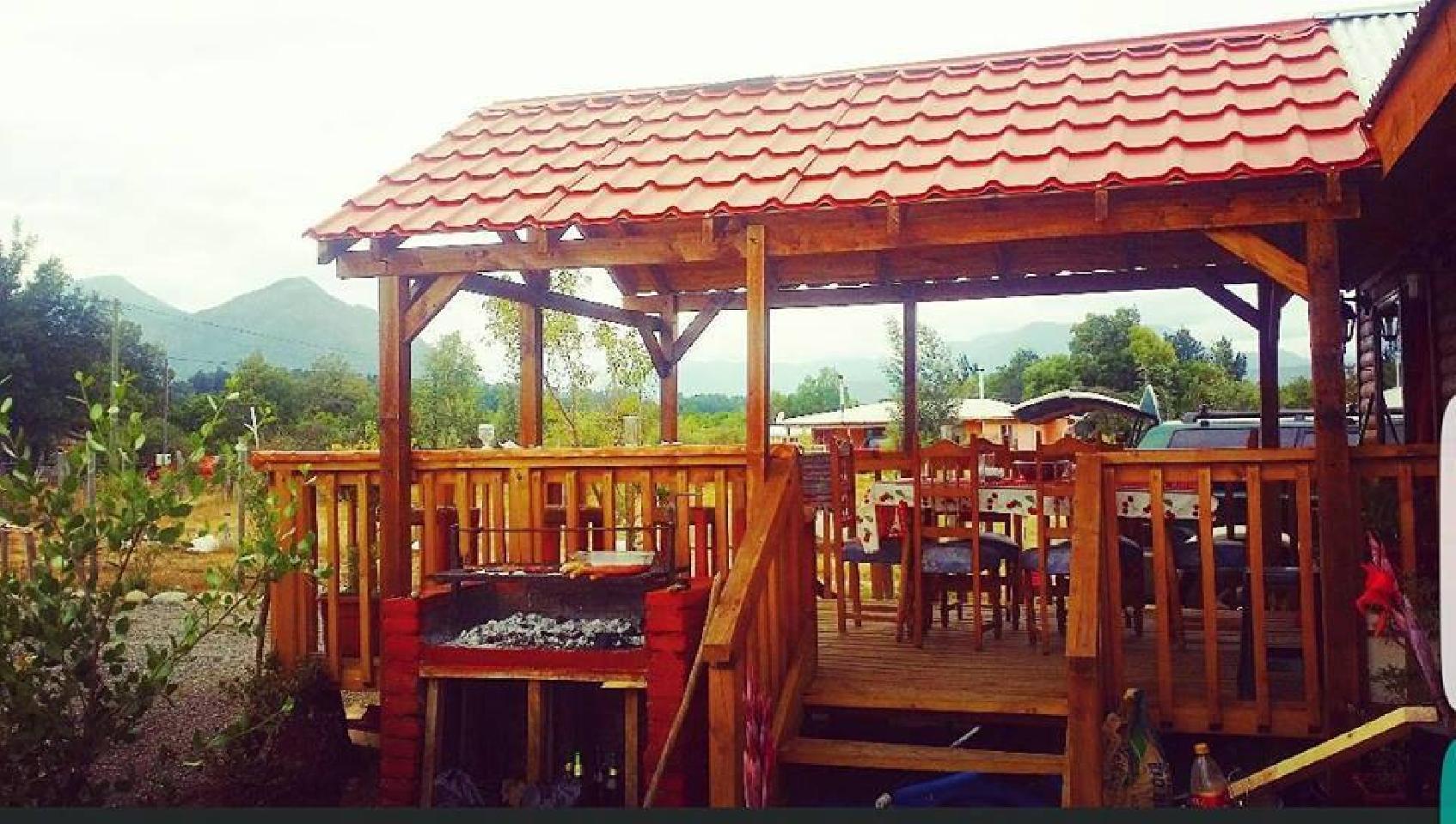 Cabaña San Fabián Parcela 36