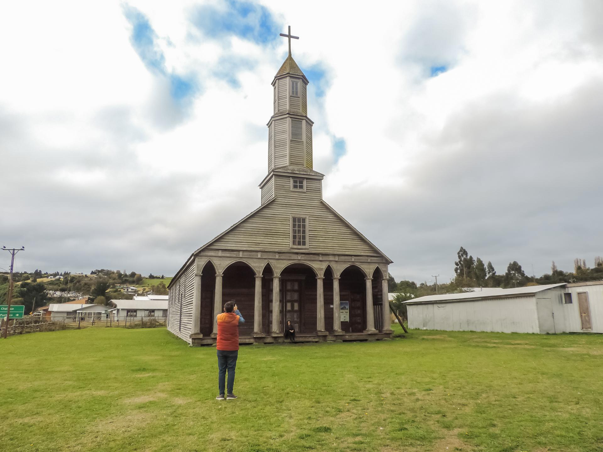 Tour Isla Lemuy. Chiloe