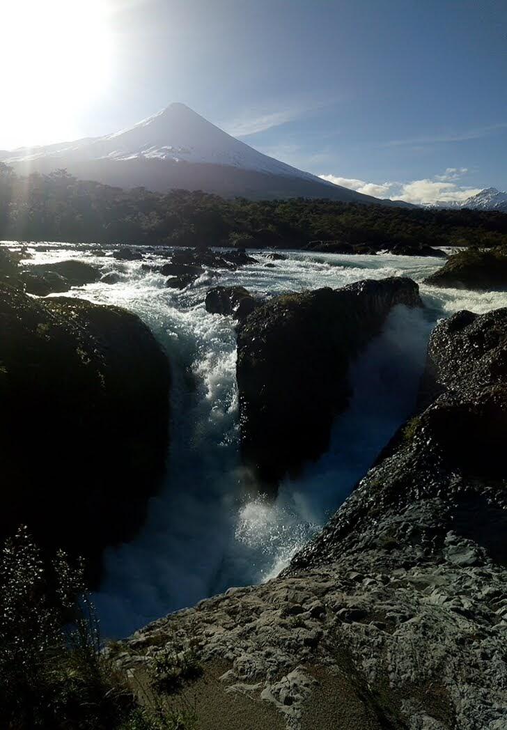Tours Volcán Osorno y Saltos del río petrohue